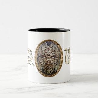 Lust Carnival Mask Mug