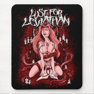 Lust for Leviathan Mouse Pad