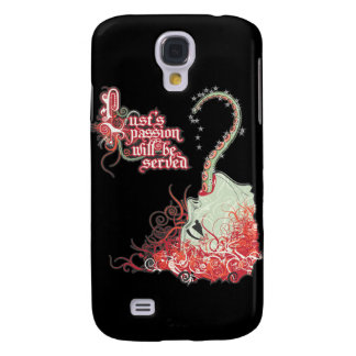 LUST GALAXY S4 COVER