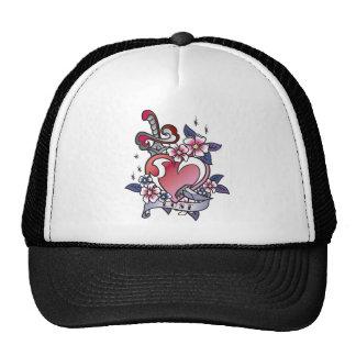 Lust Tattoo Trucker Hat