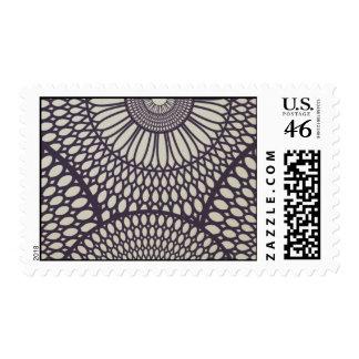 Luster-KAL25 Postage Stamps