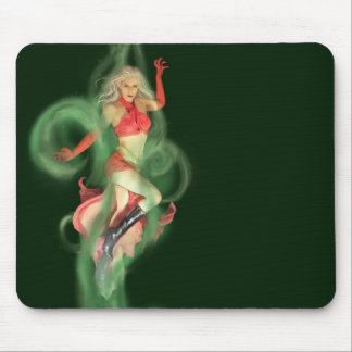 Luster mousepad