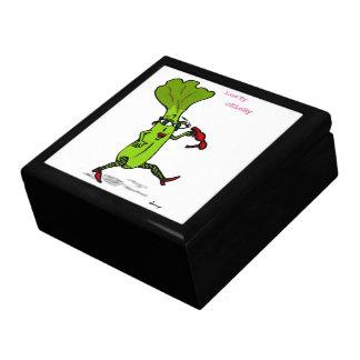 Lusty Celery Keepsake Box
