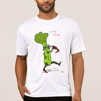 Lusty Celery Mens Performance T-Shirt
