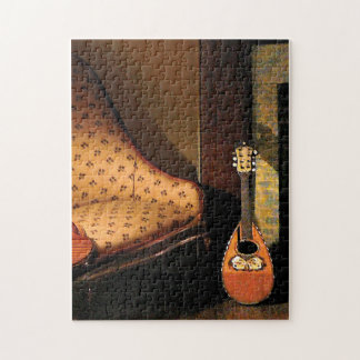 Lute Jigsaw Puzzle