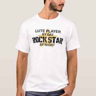 Lute Rock Star by Night T-Shirt