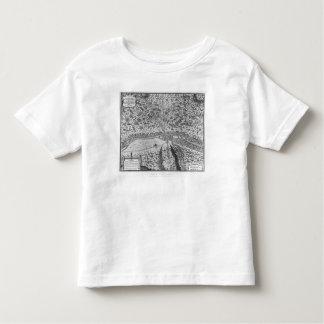 Lutetia or the first plan of Paris Shirt
