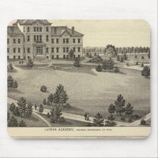 Luther Academy, Nebraska Mouse Pad