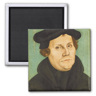 Luther as Professor, 1529 Magnet