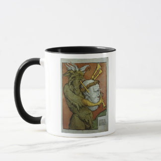 Luther as the Devil's Bagpipes, c.1535 Mug