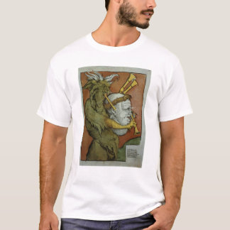 Luther as the Devil's Bagpipes, c.1535 T-Shirt