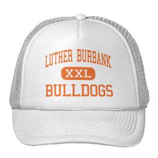 Luther Burbank - Bulldogs - High - San Antonio Trucker Hats