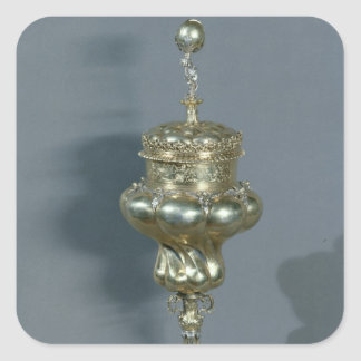 Luther Chalice, Square Sticker