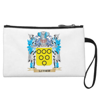 Luther Coat of Arms - Family Crest Wristlet