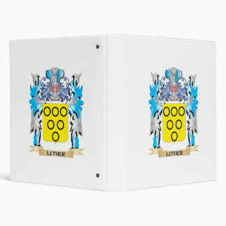 Luther Coat of Arms - Family Crest Binders