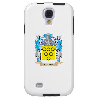 Luther Coat of Arms - Family Crest Galaxy S4 Case