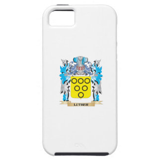 Luther Coat of Arms - Family Crest iPhone 5 Covers