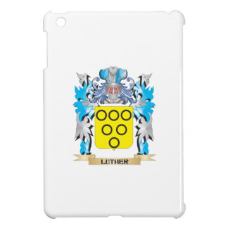 Luther Coat of Arms - Family Crest iPad Mini Cover