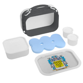 Luther Coat of Arms - Family Crest Yubo Lunchboxes