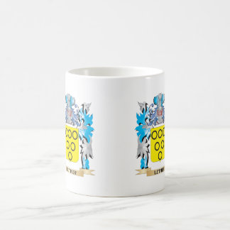Luther Coat of Arms - Family Crest Mug