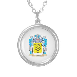 Luther Coat of Arms - Family Crest Jewelry