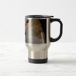 Luther- Common Barn Owl II Travel Mug