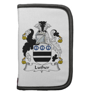 Luther Family Crest Organizadores