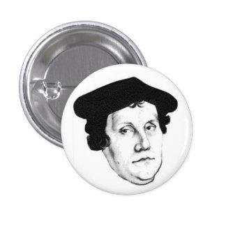 Luther head 1 inch round button