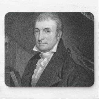 Luther Martin, engraved by William A. Wilmer (c.18 Mouse Pad