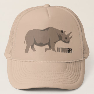 "Luther Red ""Reno"" Trucker Hat"