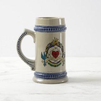 Luther Rose Roman's Crest Coffee Mug