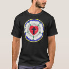 Luther Seal Stained Glass Window T-Shirt
