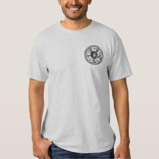 Luther-Sello por tolerancia con la fe Camisas