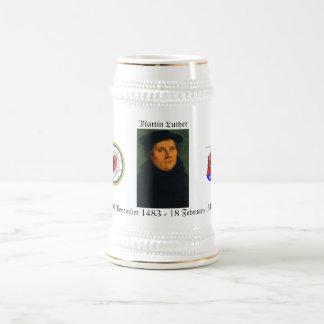 Luther Stein Jarra De Cerveza