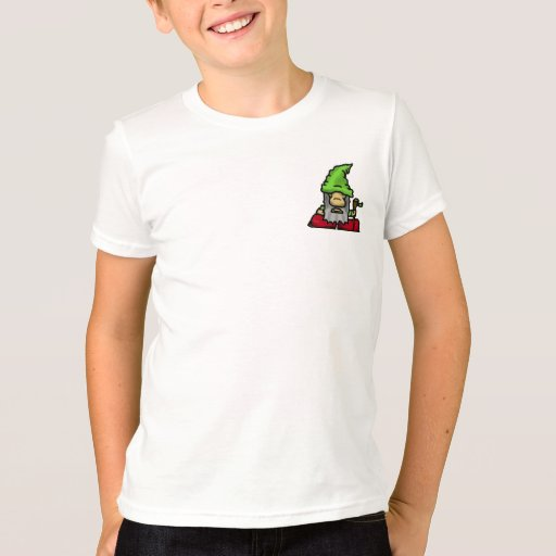 Luther the Gnome Kids T-Shirt
