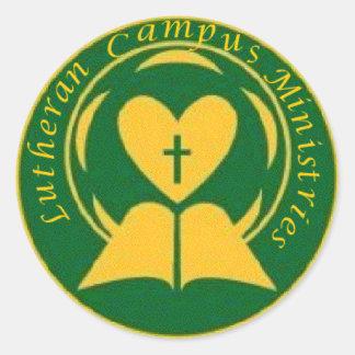Lutheran Campus Ministries Sticker