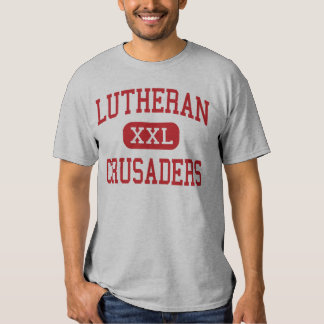 Lutheran - cruzados - alto - Mayer Minnesota Playeras