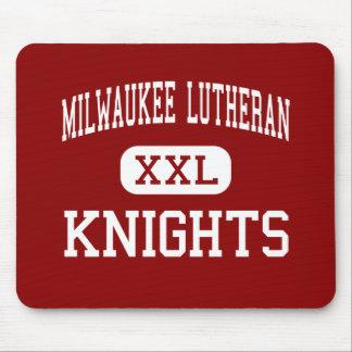Lutheran de Milwaukee - caballeros - alto - Milwau Tapetes De Ratones
