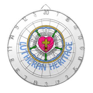 Lutheran Heritage Dartboard