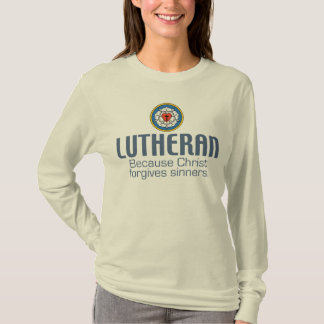 Lutheran Playera