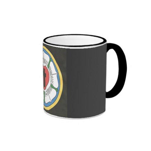 Lutheran Ringer Coffee Mug