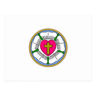 Lutheran subió tarjeta postal