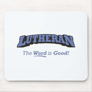 Lutheran / Word Mouse Pad