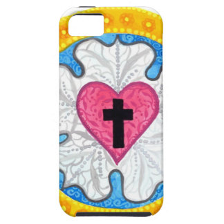 Luther's Rose iPhone 5 Covers