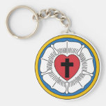 Luther's Seal Key Chains
