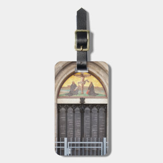 Lutherstadt Wittenberg Theses Door Luggage Tag