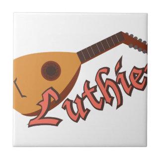 Luthier Azulejo Cuadrado Pequeño