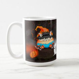 LUTIN ALIEN GOST CLASSIC 15 onz Coffee Mug