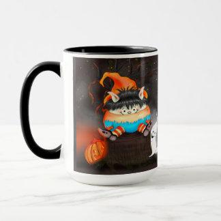 LUTIN ALIEN GOST CLASSIC 15 onz Combo Mug
