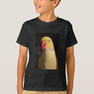 Lutino Indian Ringneck Parakeet Beak T-Shirt